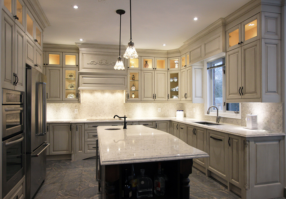 Custom Kitchen Cabinet Quote