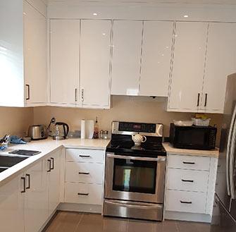 Nancy Modern Kitchen