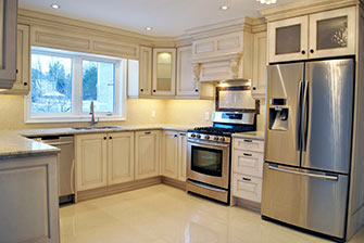 Ray Moghadam Classic Kitchen Painted Mdf