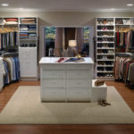 Walk In Closet For Her And For Him