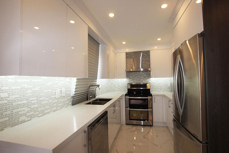 Toronto And Thornhill Custom Modern Kitchen Design
