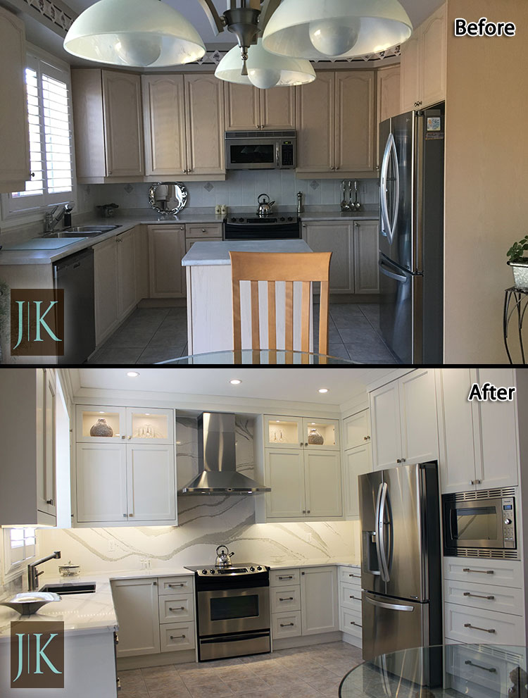 Before And After Photo Gallery Joseph Kitchen Bath