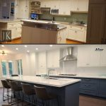 kitchen remodeling custom cabientry toronto before after