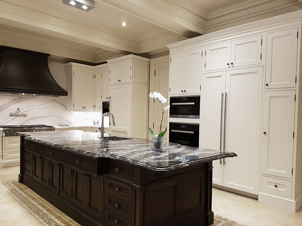 Toronto, Thornhill Custom Classic Kitchen Design