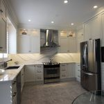 Quality kitchen renovation. Custom designs based on our client's style, needs and their budget. Extra drawers in all sides to maximize, comfort of everyday usage of a kitchen. Cambria quartz counter top. Kitchen design & built by Joseph Kitchen. Markham 2018