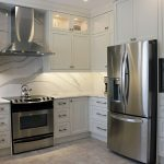 High end kitchen make over. Each one of our kitchens are designed based on our clients personal taste, needs and their budget. Joseph kitchen can take care of all your needs in your kitchen renovation. Kitchen design and built by Joseph Kitchen. 2018