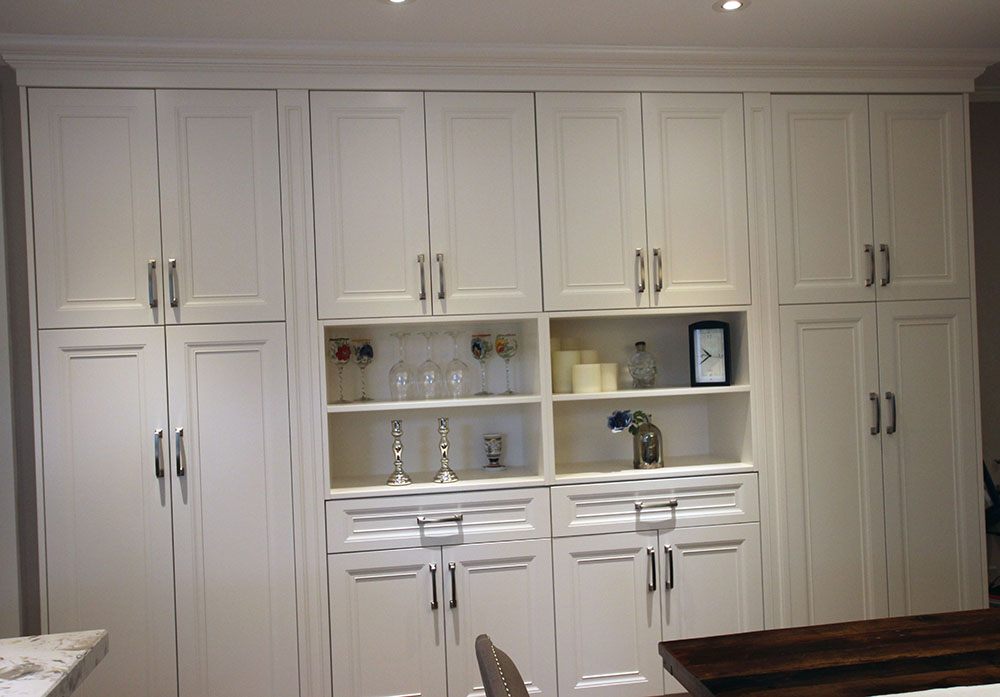 Custom Wall Units (Built-ins) Design in Toronto & Thornhill