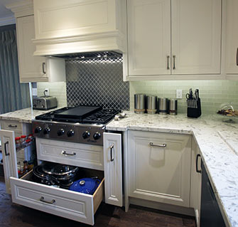Michelle Finkelstein Kitchen Renovation