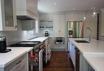 Peter Kapralos Modern Kitchen H